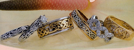 Celtic Style Jewellery New Zealand
