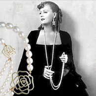 Greta Garbo Jewellery Collection